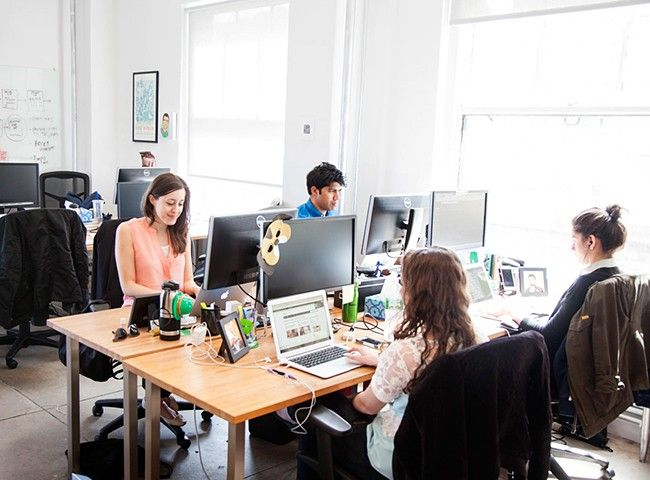 So cool to see inside the office of Fiverr Fiverr Pinterest - fiverr resume