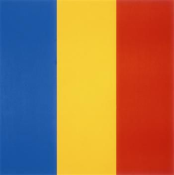 Blue Yellow Red Ellsworth Kelly Wikiart Org Primary Colors Red And Blue Red Aesthetic