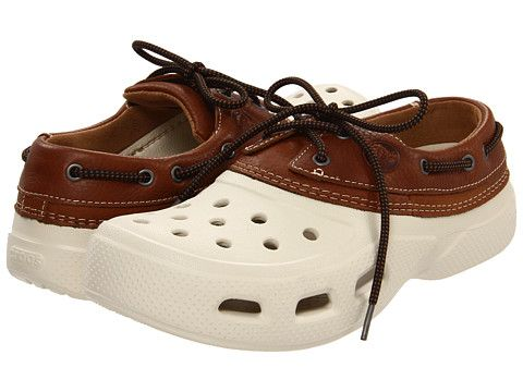 ab4c706961bbe1 Crocs Islander Sport. I think it shoes for men but I like them for me with  some jeans.