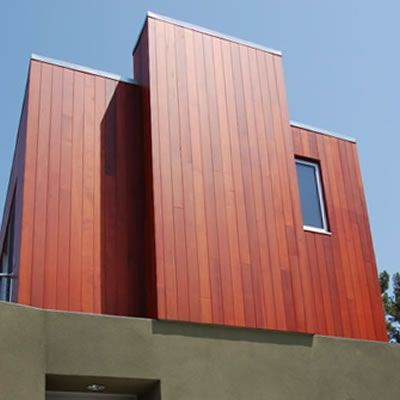 Plywood Vertical Groove Siding Roofing Roger Redwood Lumber Redwood Siding Mid Century Exterior