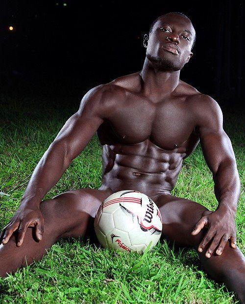Hot gay black guy