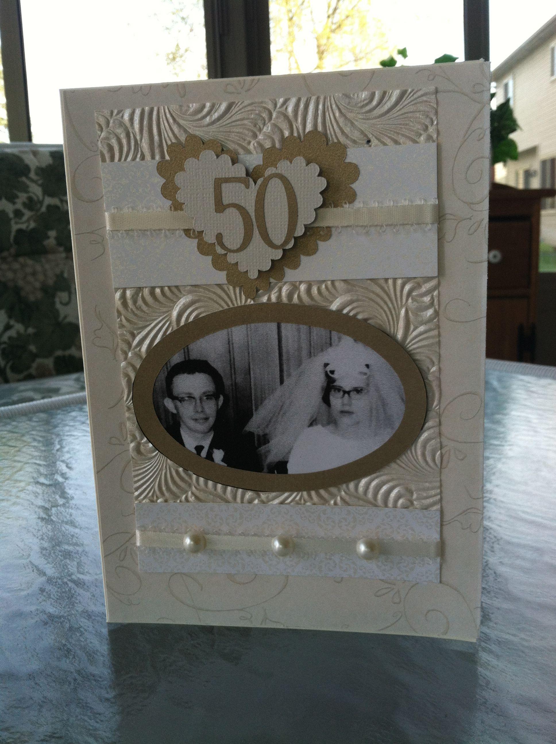 50th wedding anniversary Ideas Pinterest