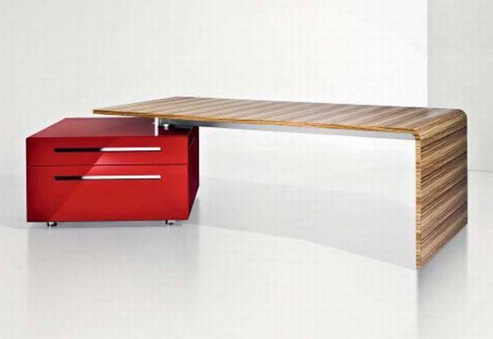 Designer bureau professionnel bureau d angle avec rangement