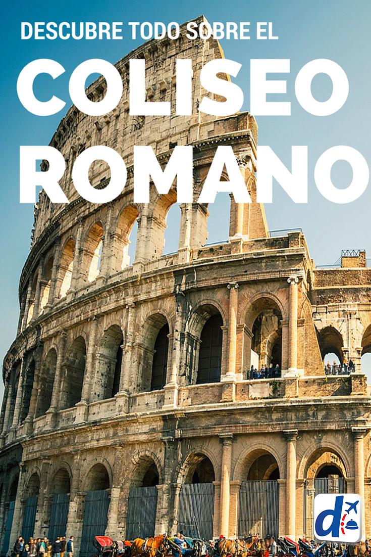 foto de El #Coliseo es uno de los monumentos más famosos del mundo