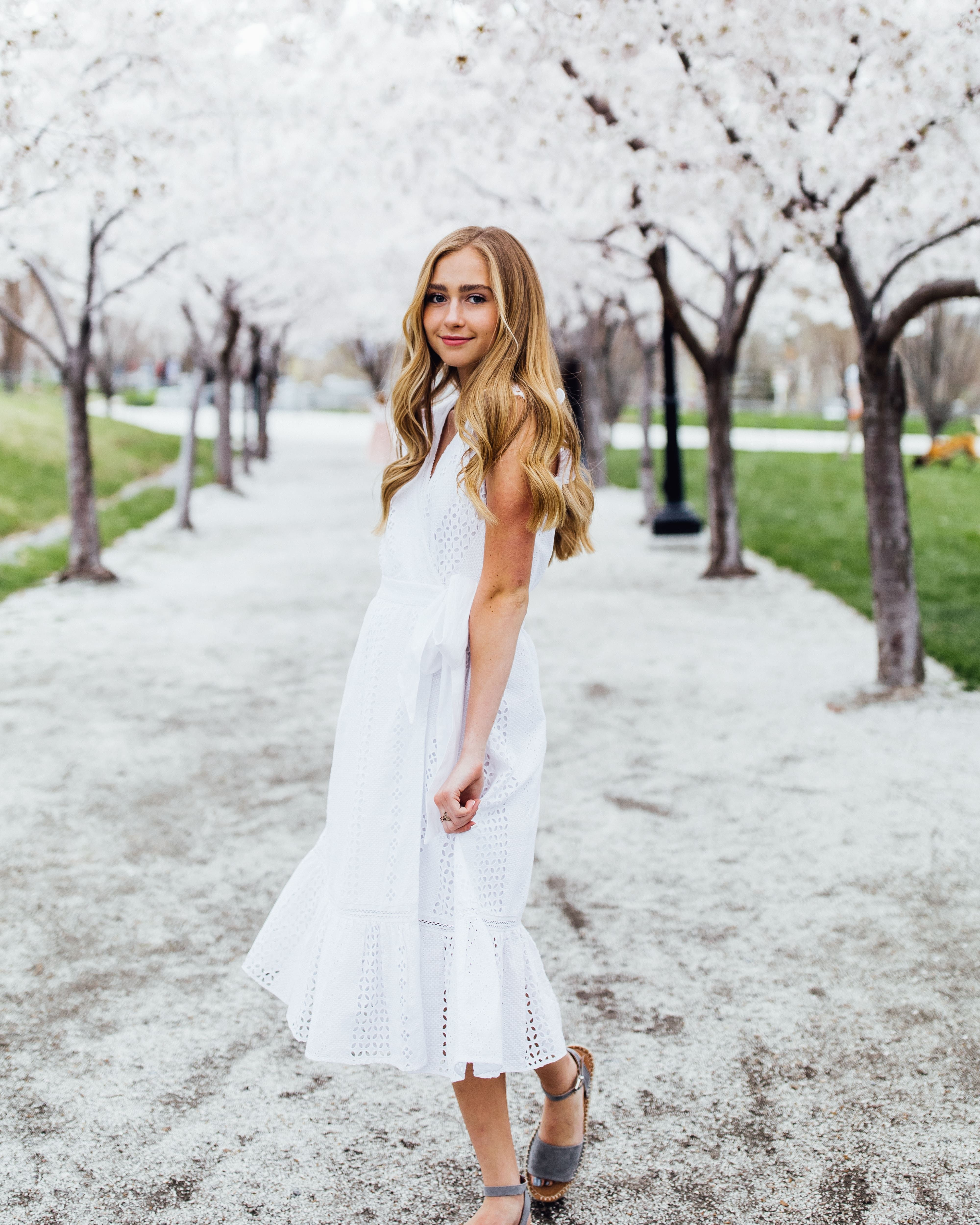 Salt Lake City Spring: Senior Portraits Photo Inspiration Salt Lake City, Utah