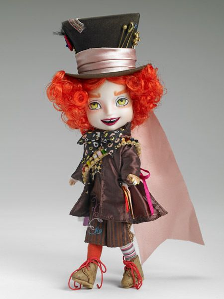Tarrant The Mad Hatter 8 Tiny Betsy Body Alice In Wonderland