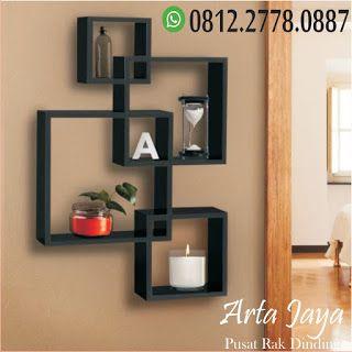 Rak Dinding Dari Kayu Palet, Desain Rak Dinding Ambalan ...