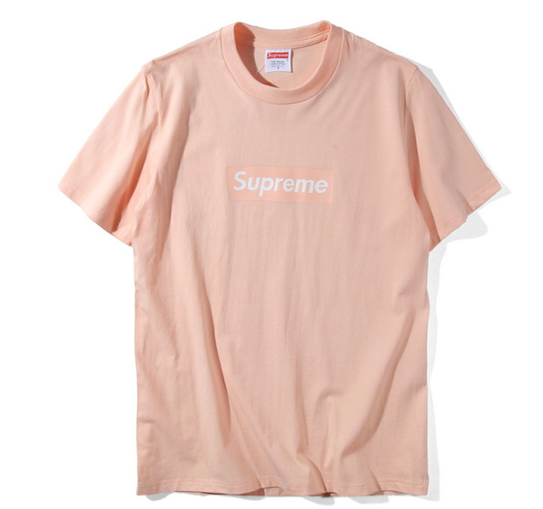 a3ec2fe493a Supreme Box Logo T-Shirt. Two Color Opyions  Tea Green Peach Sizes  M-XL  Worldwide shipping is available.  supreme  boxlogo  supremeforsale  t-shirts  ...