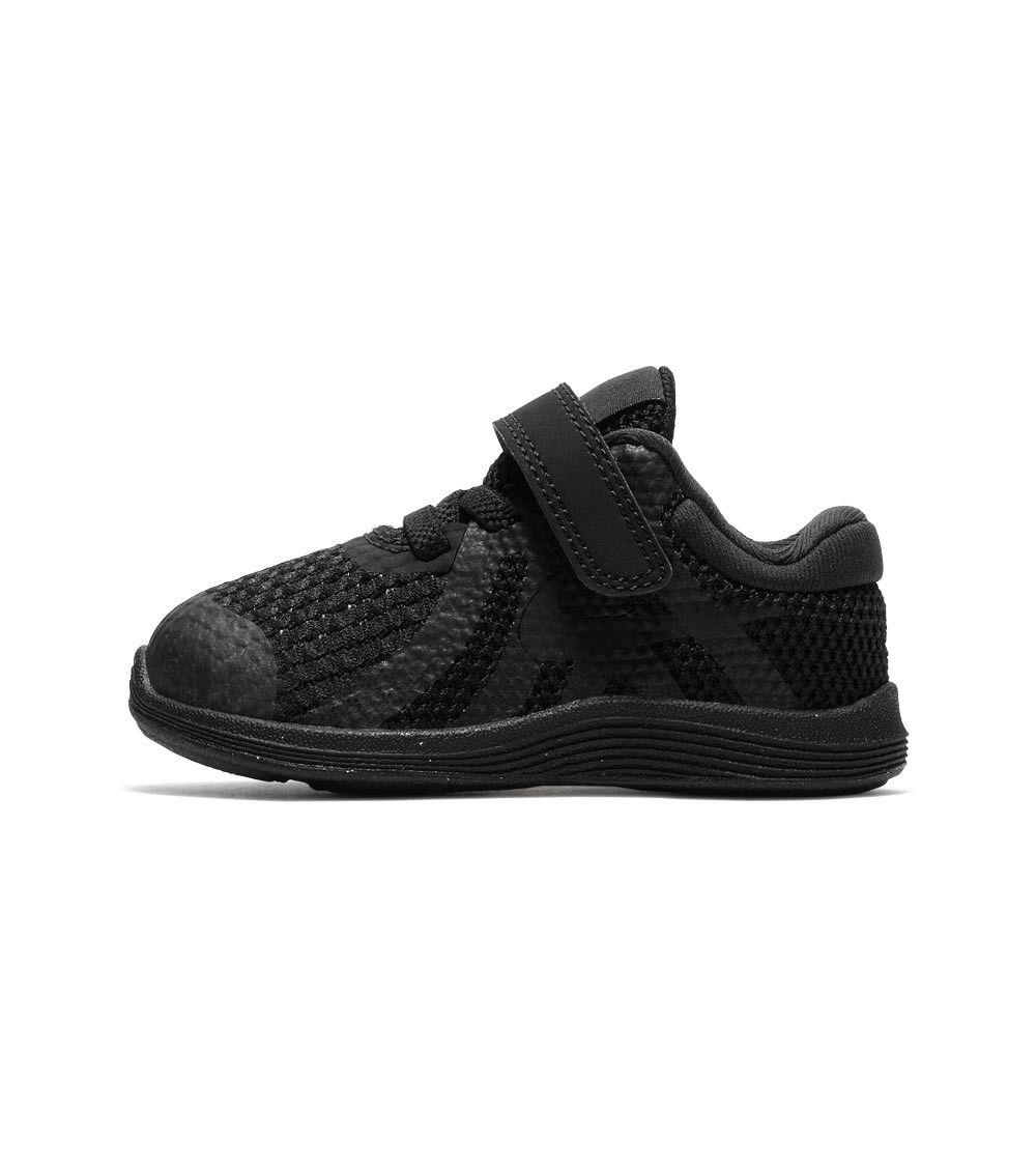 Nike Revolution 4 TD Toddler Black/Black