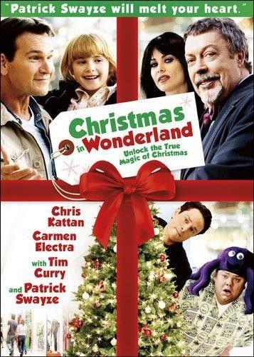 Christmas In Wonderland 2007 On Dvd Patrick Swayze Christmas Wonderland Christmas Movies