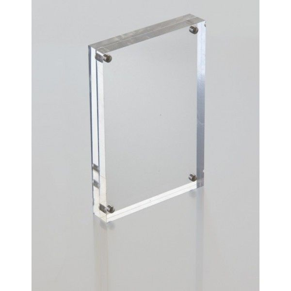 cadre plexi cadre plexiglas pinterest frame acrylic frames en picture frames. Black Bedroom Furniture Sets. Home Design Ideas