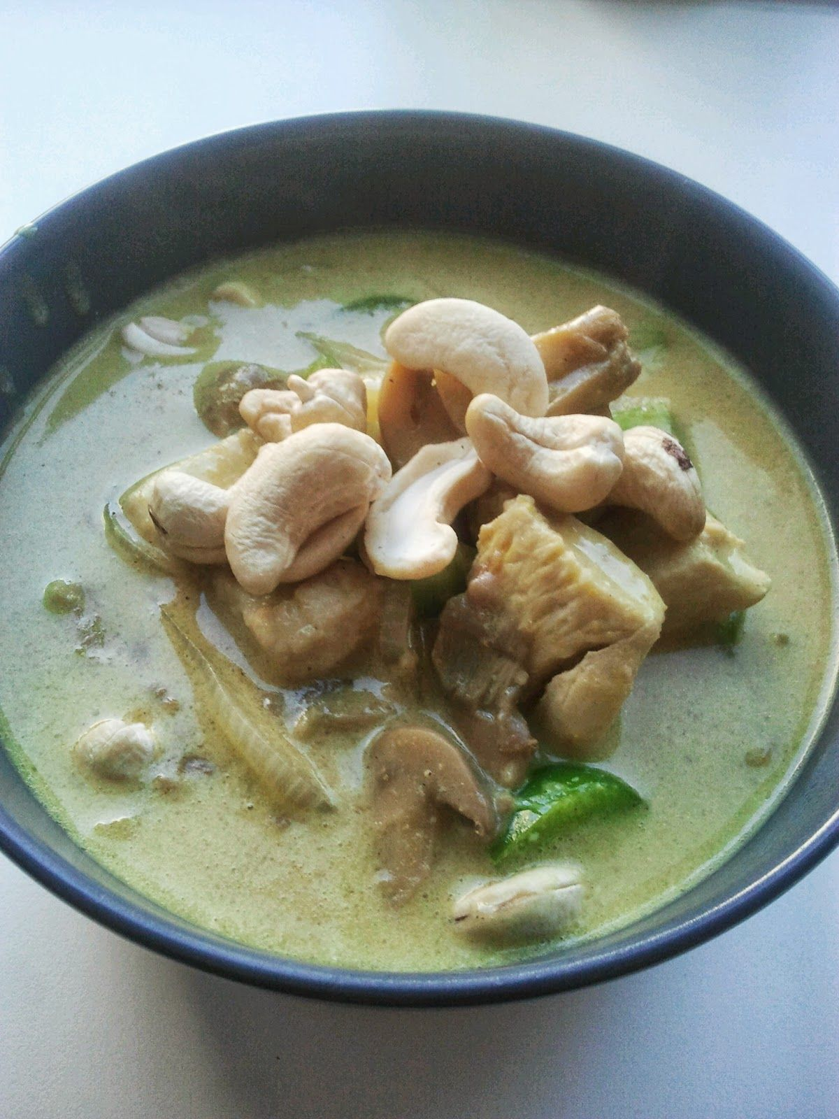 Stefanies univers : Karry-kokosmælk suppe...