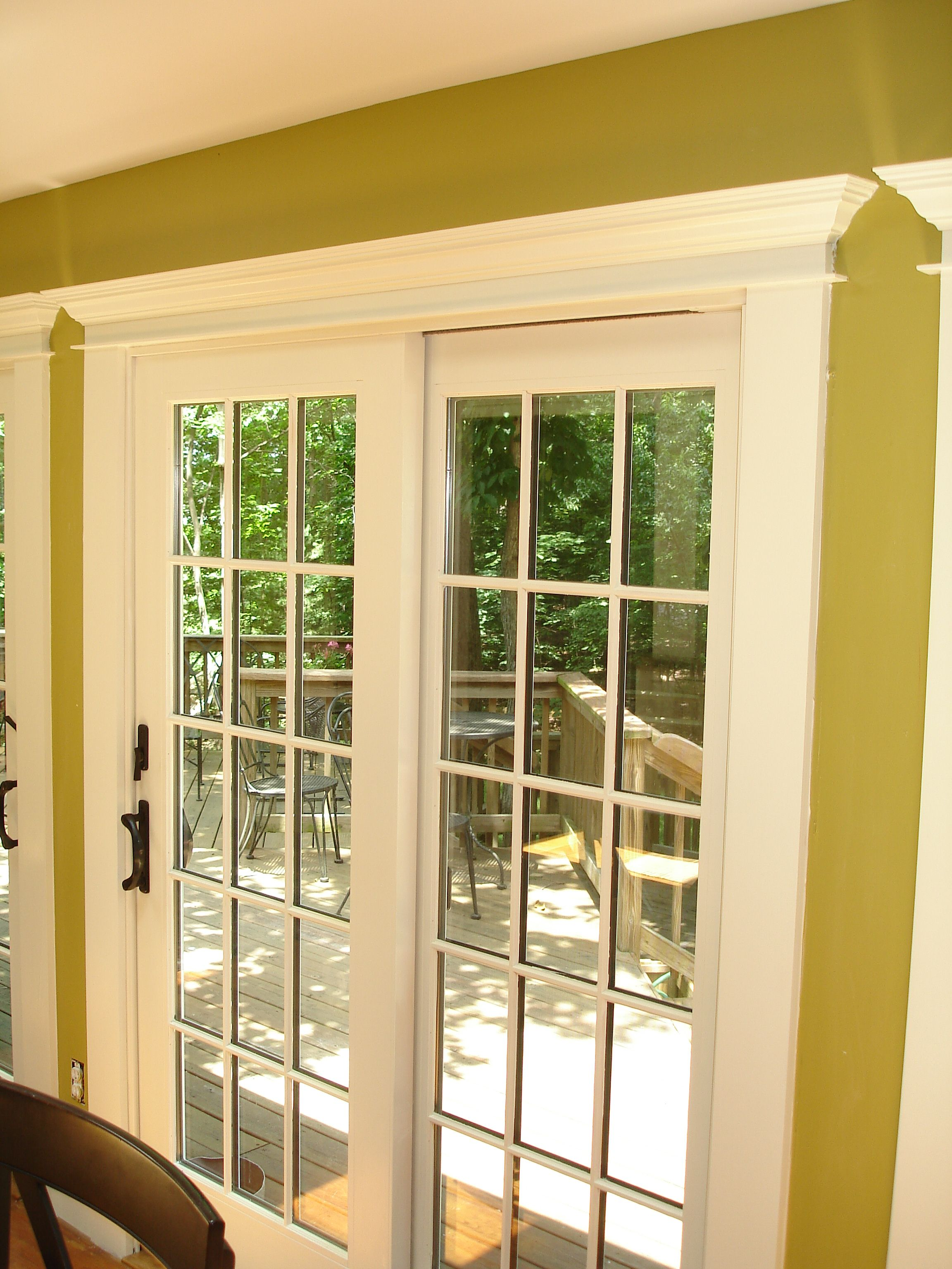 Anderson 400 Series Door Sliding French Doors Patio French