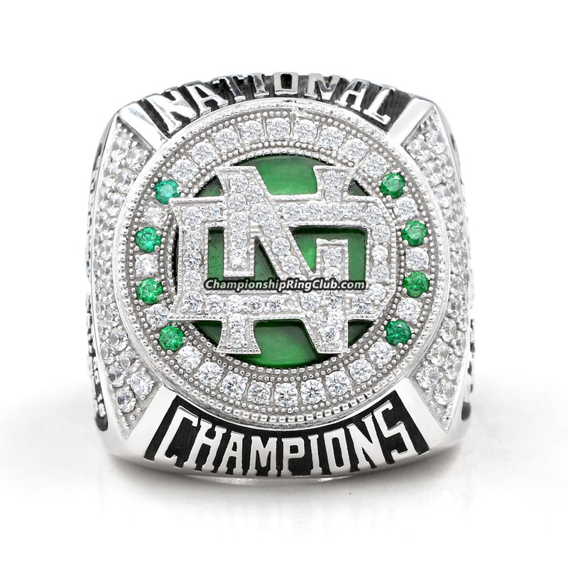 2016 North Dakota Fighting Hawks Men S Ice Hockey National Championship Ring Championshipringclu Championship Rings College Rings North Dakota Fighting Hawks
