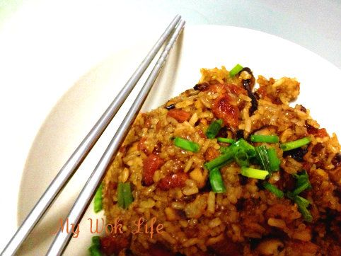 Stir fried raw glutinous rice for the greatest satisfaction this stir fried raw glutinous rice for the greatest satisfaction this is the first ccuart Choice Image