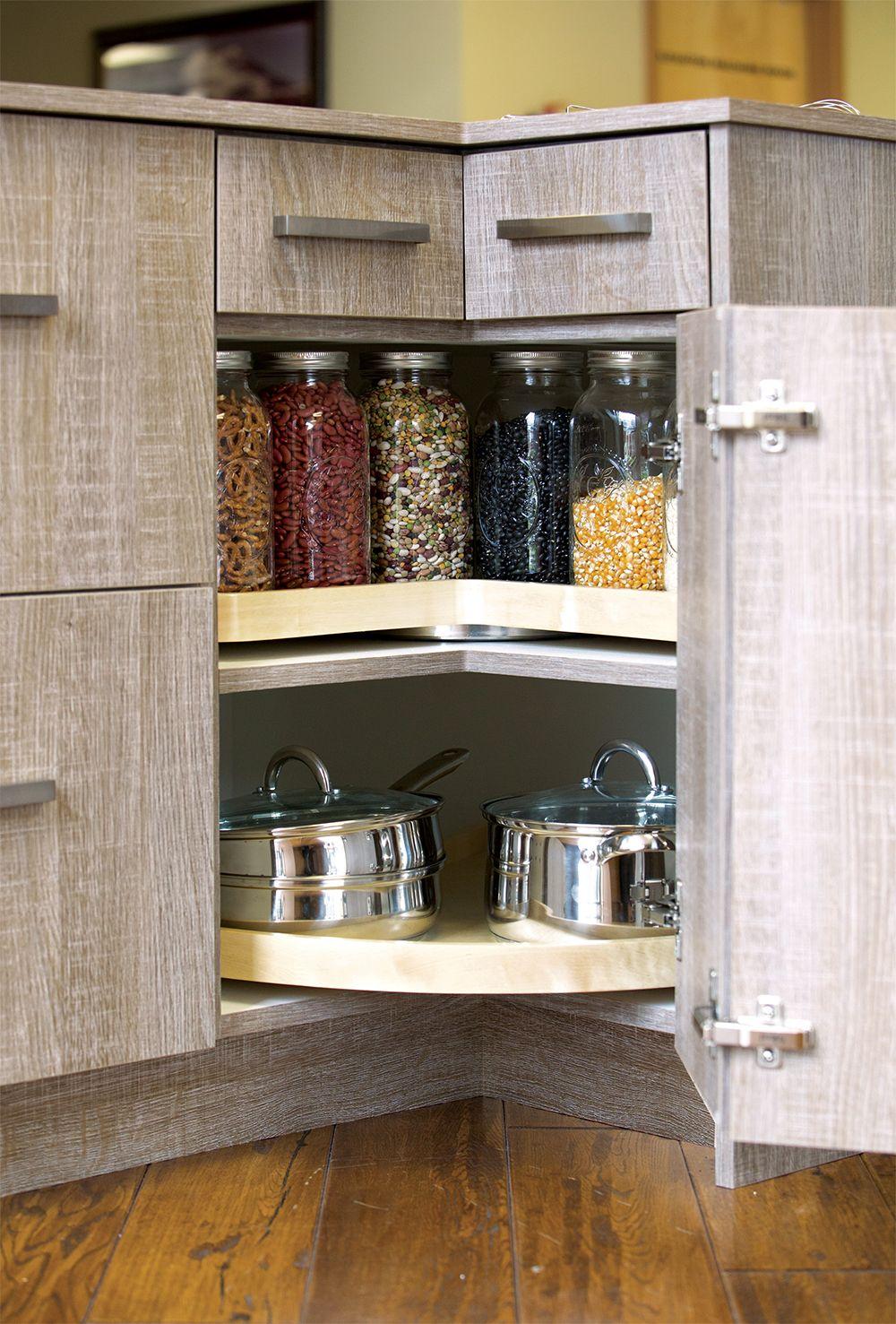 Latitude Cabinets - Super Susan Cabinet | Pantry cabinet ...