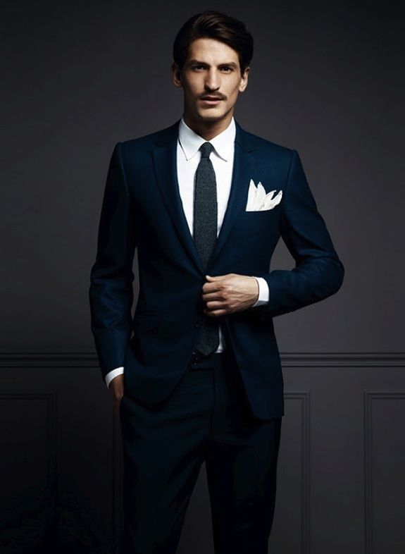 near perfect // #suit #menswear | A well tailored suit | Pinterest ...