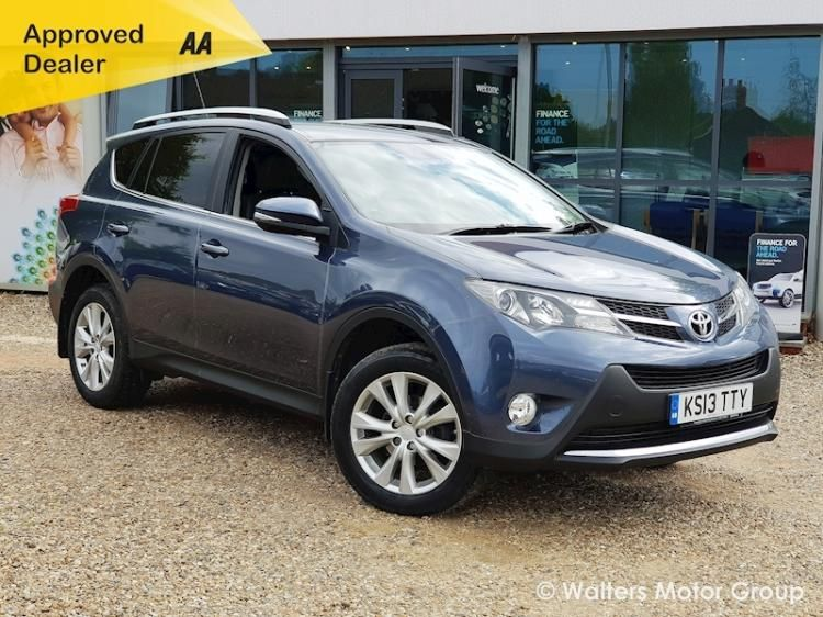 Toyota Rav4 For Sale In Norwich Part Exchange Welcome Used