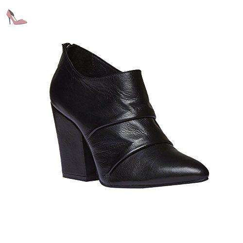 Chaussures Bata grises femme db05M