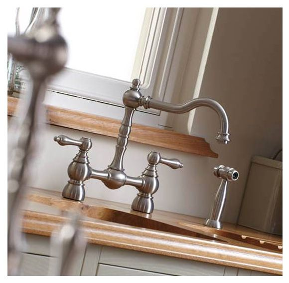 Abode Bayenne Bridge Traditional Tap In 2020 Traditional Kitchen Styling Moroccan Style