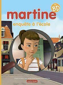 Martine Enquete A L Ecole