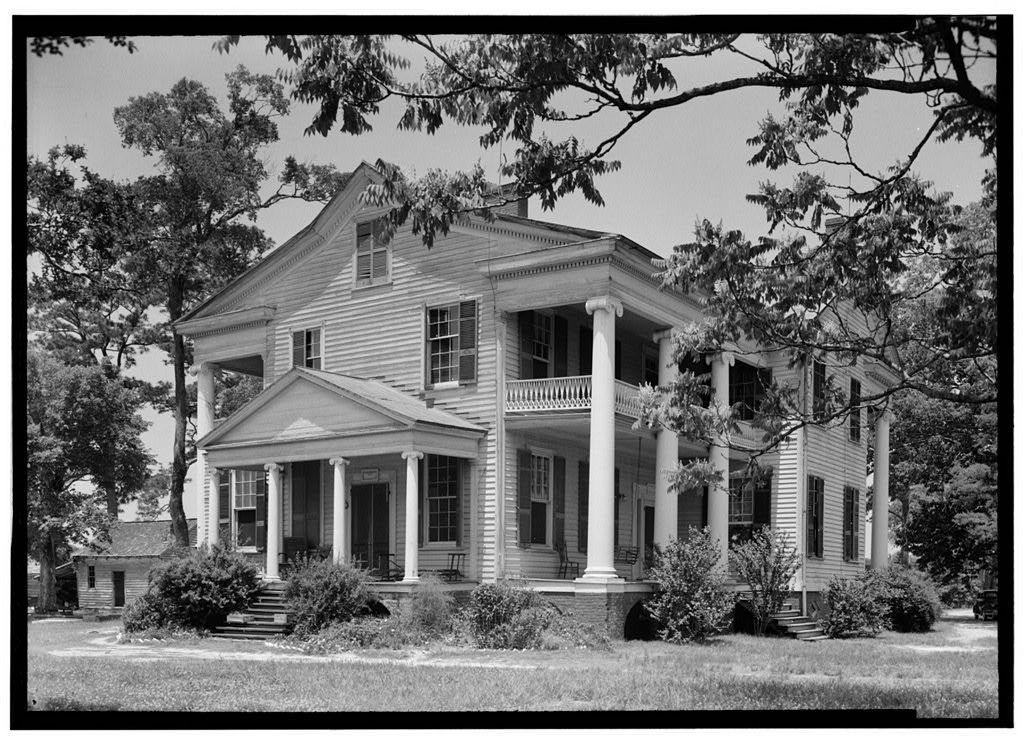 Historic Homes Edenton Nc