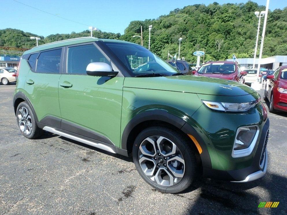 2020 Kia Soul Undercover Green Redesign In 2020 Kia Soul Kia New Cars
