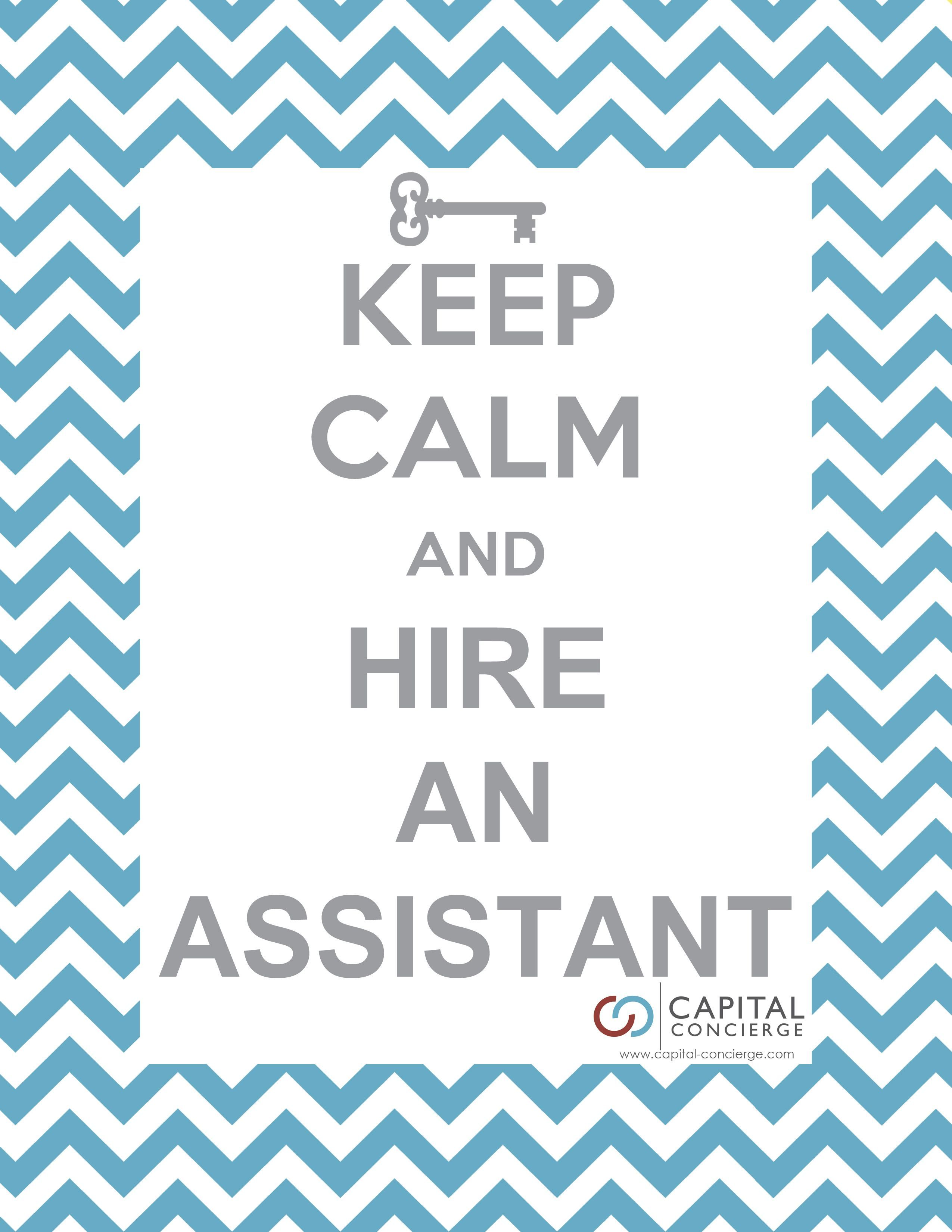 Part-Time Personal Assistants & Nationwide Concierge Services for ...