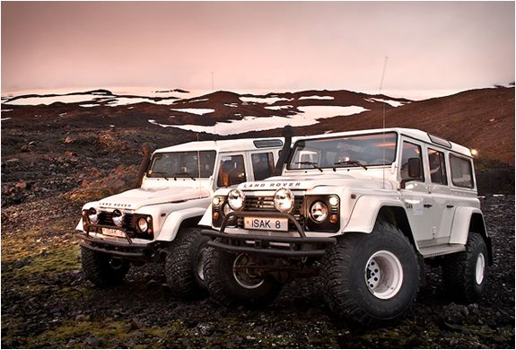 Isak | Iceland, 4x4 and Land rovers