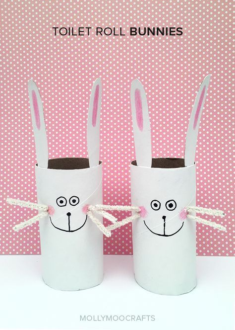 Toddler Activities And Crafts That Pass The Toilet Roll Test Yahoo Search Results Yahoo Imag Toilet Paper Roll Crafts Easter Bunny Crafts Toilet Paper Crafts