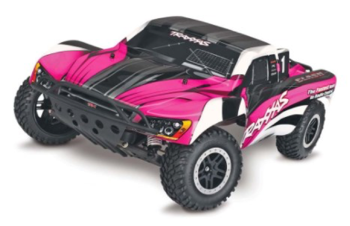 Pink Thing Of The Day Pink Remote Control Cars For Girls Traxxas Rc Cars Traxxas Rc Trucks