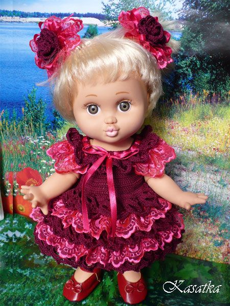 блог о куклах, blog about galoob baby face doll