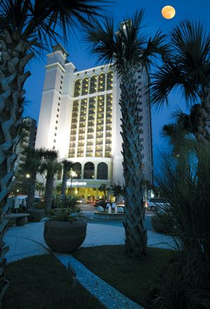Paradise Tower Myrtle Beach Hotel The Breakers Resort