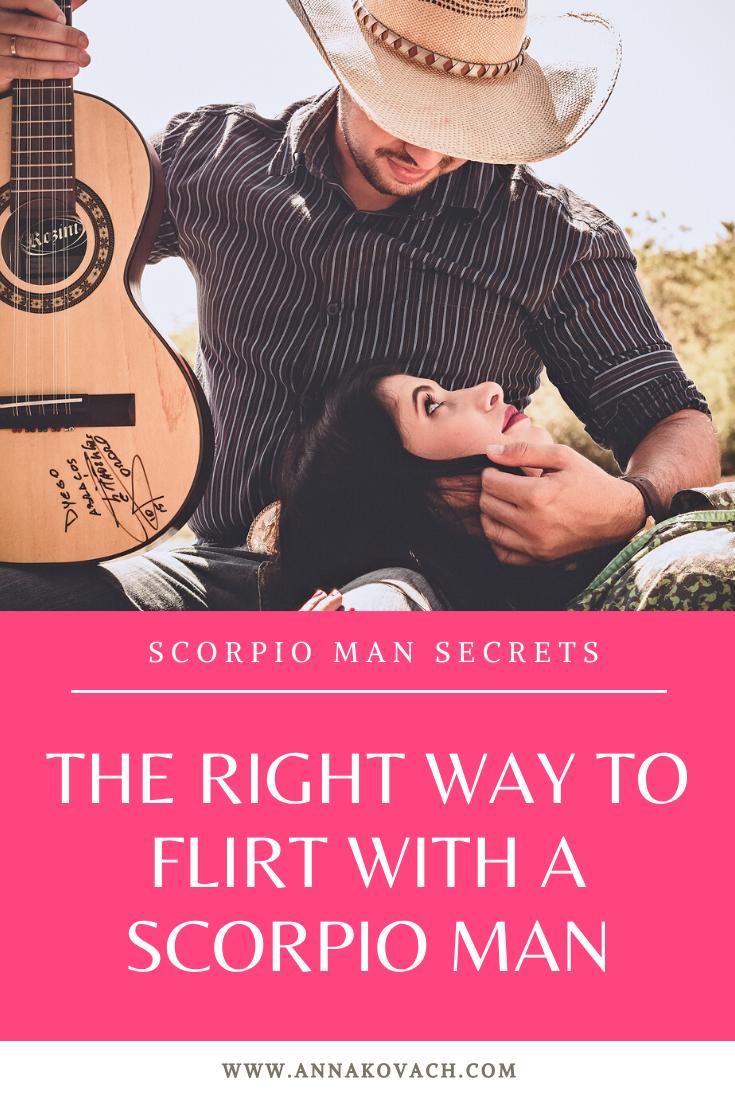 Comportement amoureux du Scorpion : comment le séduire !