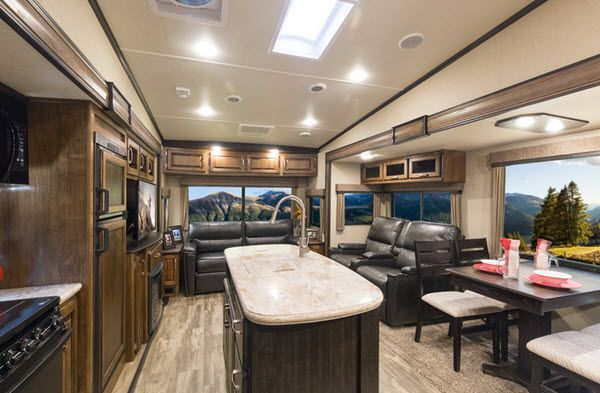 Grand Design Reflection Fifth Wheel Reviews Floorplans Features