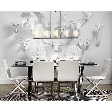 Strange Axis Dining Table Dining Room Inspiration Stylish Home Evergreenethics Interior Chair Design Evergreenethicsorg