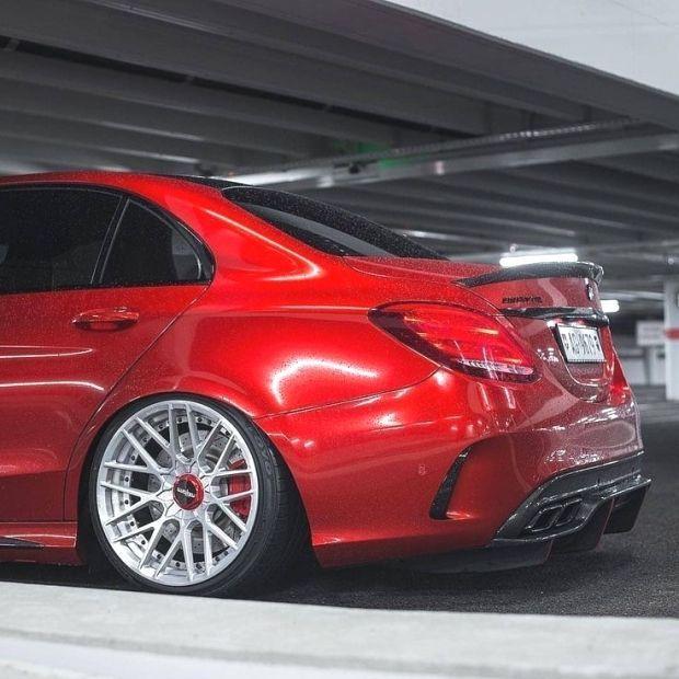 Teufel C63 AMG Owner  bujiii63Photo srsswissrichstreets Auto Design Ideen