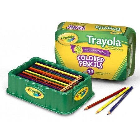 Arts Crafts Sewing Crayola Colored Pencils Colored Pencils
