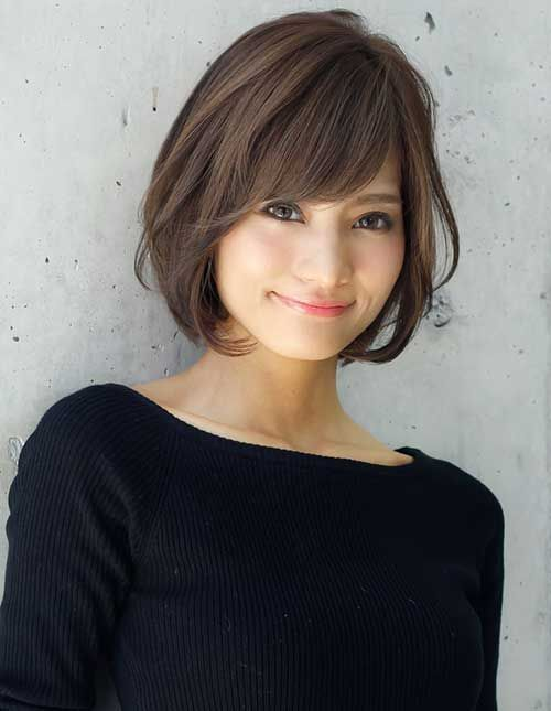 Bang Hairstyles Bob With Bangs Haircut 2015  Beauty  Pinterest  Bang Haircuts