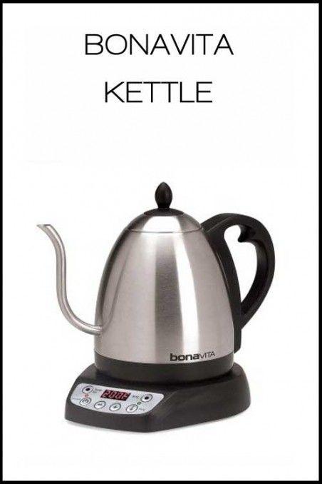 BONAVITA ELECTRONIC KETTLE | OttenCoffee - Mesin Kopi , Coffee Grinder , Barista Tools , Kopi Indonesia