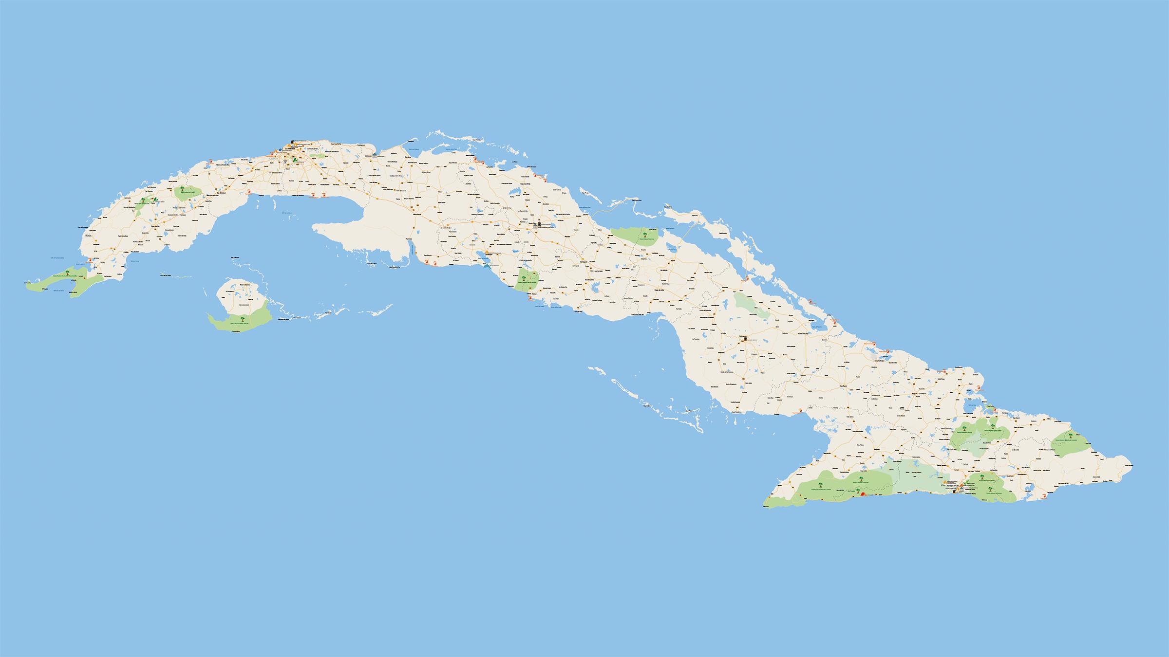 Cuba Mapa Del Mundo.Mapa De Municipios De Cuba Mapa De Cuba Cuba Mapas Del Mundo