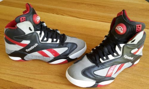 efffdd02fde Details about REEBOK SHAQ ATTAQ THE PUMP SHAQUILLE BLACK MEN S SZ 9 ...