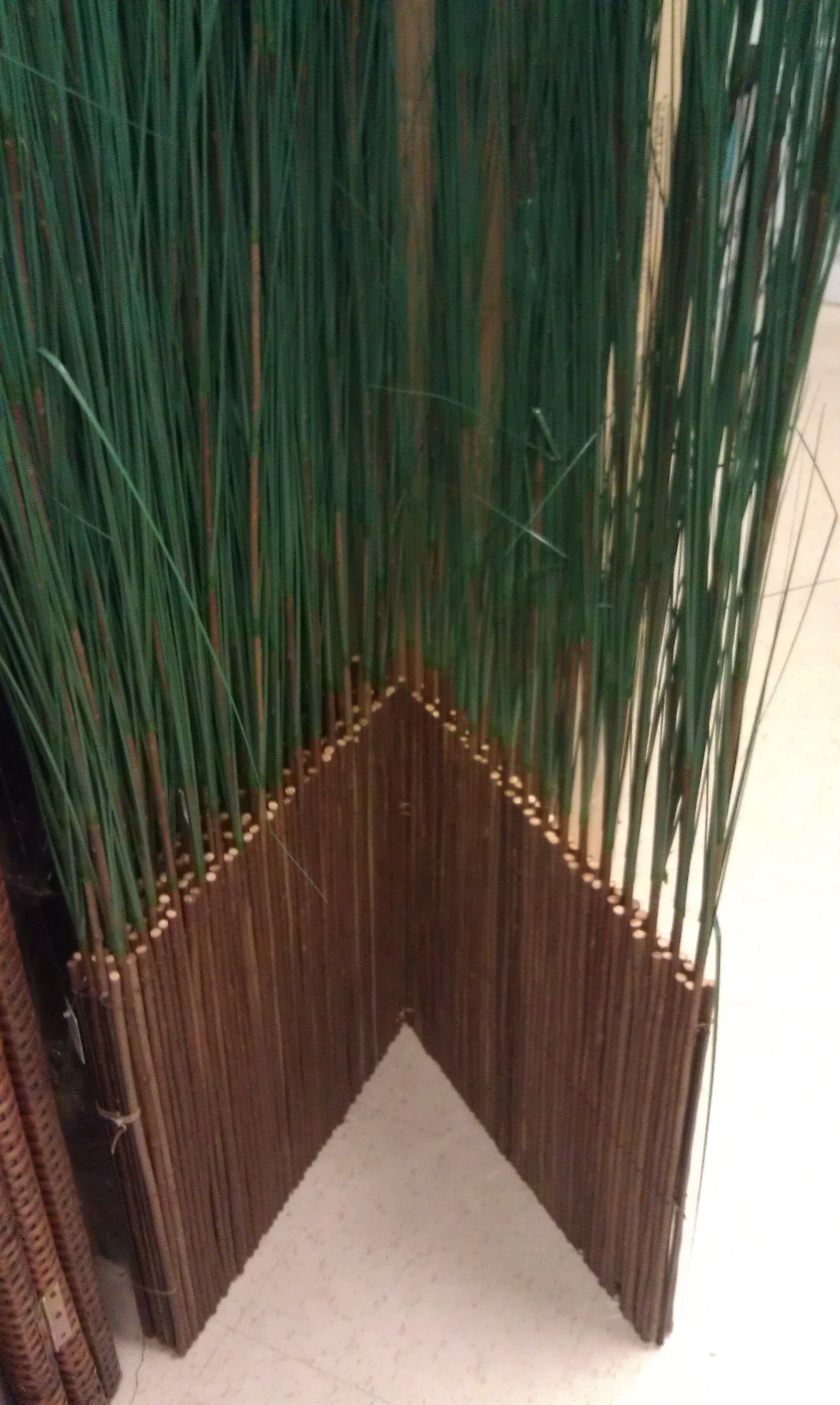 Bamboo Wall Divider From Rona Decoration Fun Bamboo Wall