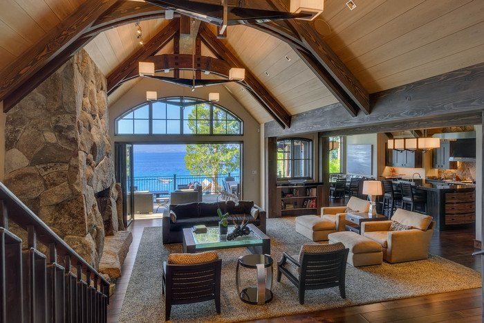 Dream House: The Eagle's Nest in Lake Tahoe (44 photos) (30)