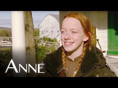 Anne Official Trailer Hd Amybeth Mcnulty Netflix Series