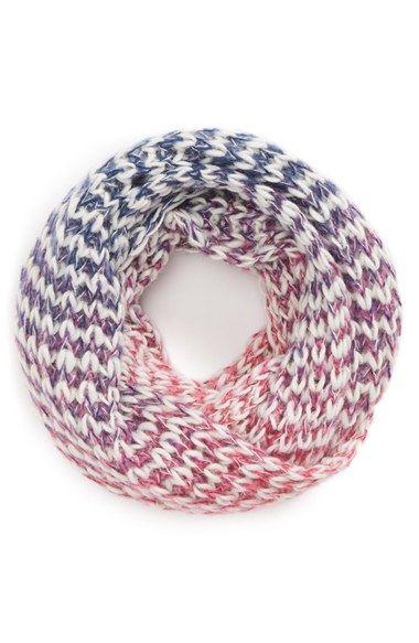 Tucker + Tate Wide Knit Infinity Scarf (Girls)