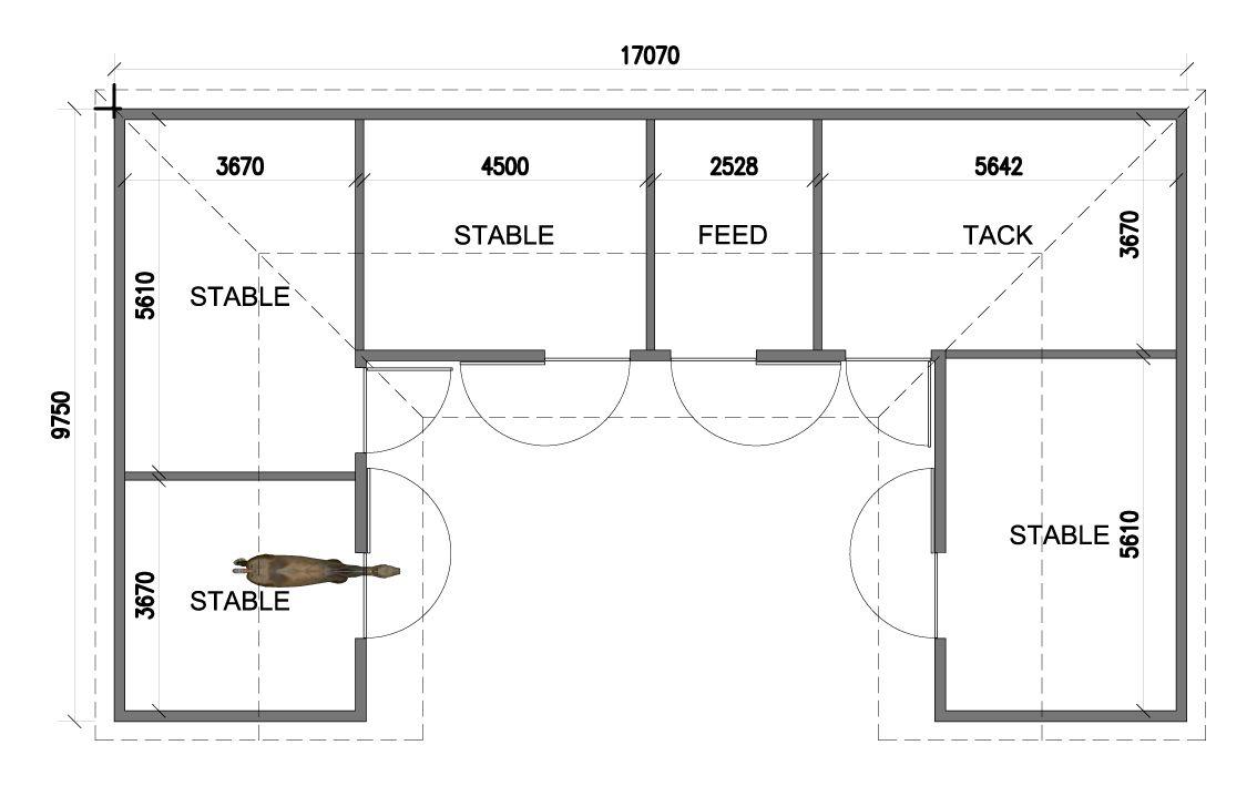 U-shaped house plans - Building a Home Forum - GardenWeb | Dream ...