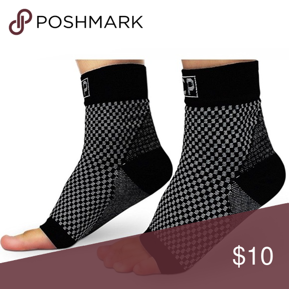 232bec0d59 Plantar Fasciitis Compression Socks Plantar Fasciitis Socks Arch Support Compression  Sleeves Sock for Injury Recovery Varicose Veins Swelling Joint Pain ...