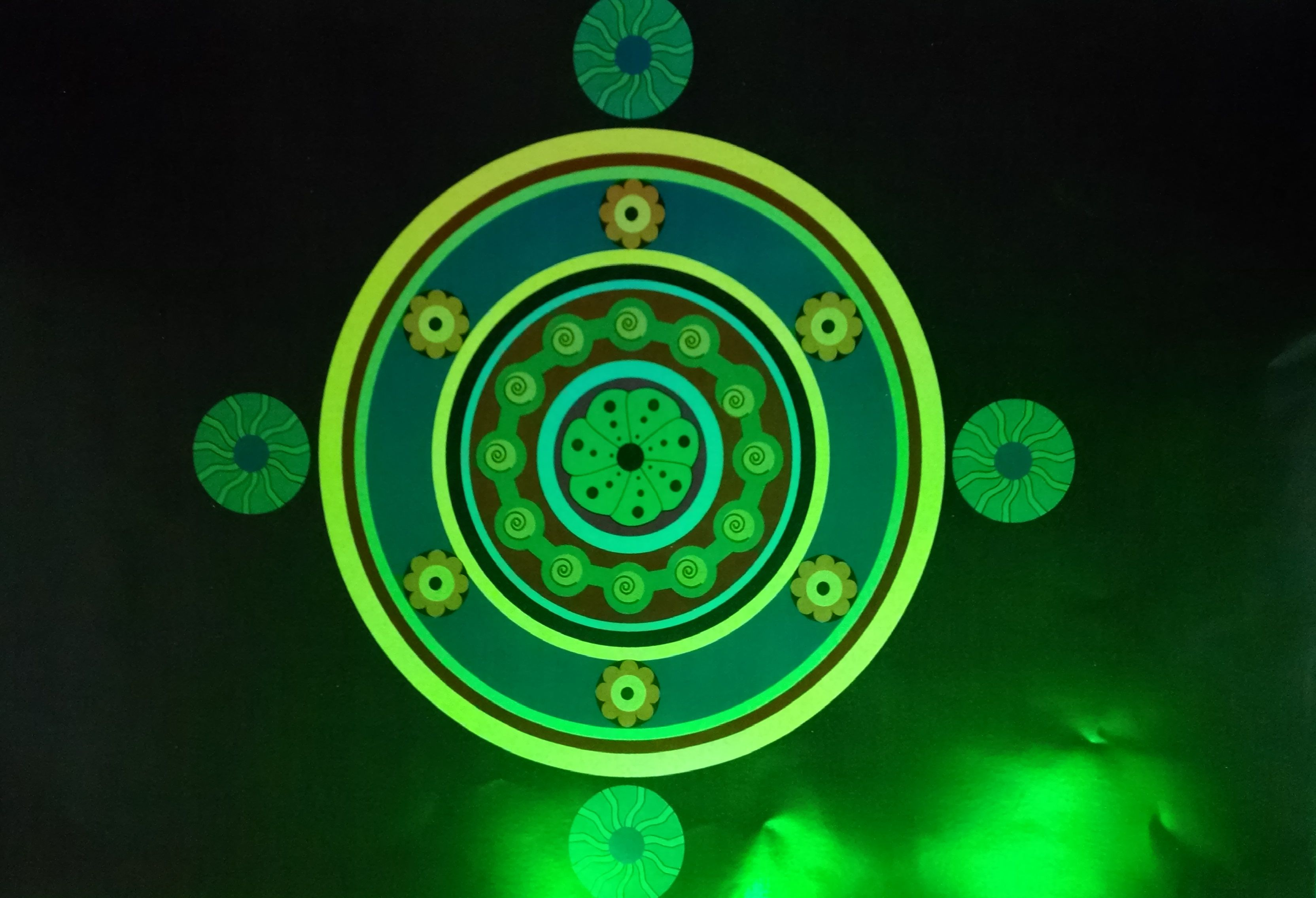 Luz Verde Disenos De Unas Luces Verdes Asignaturas