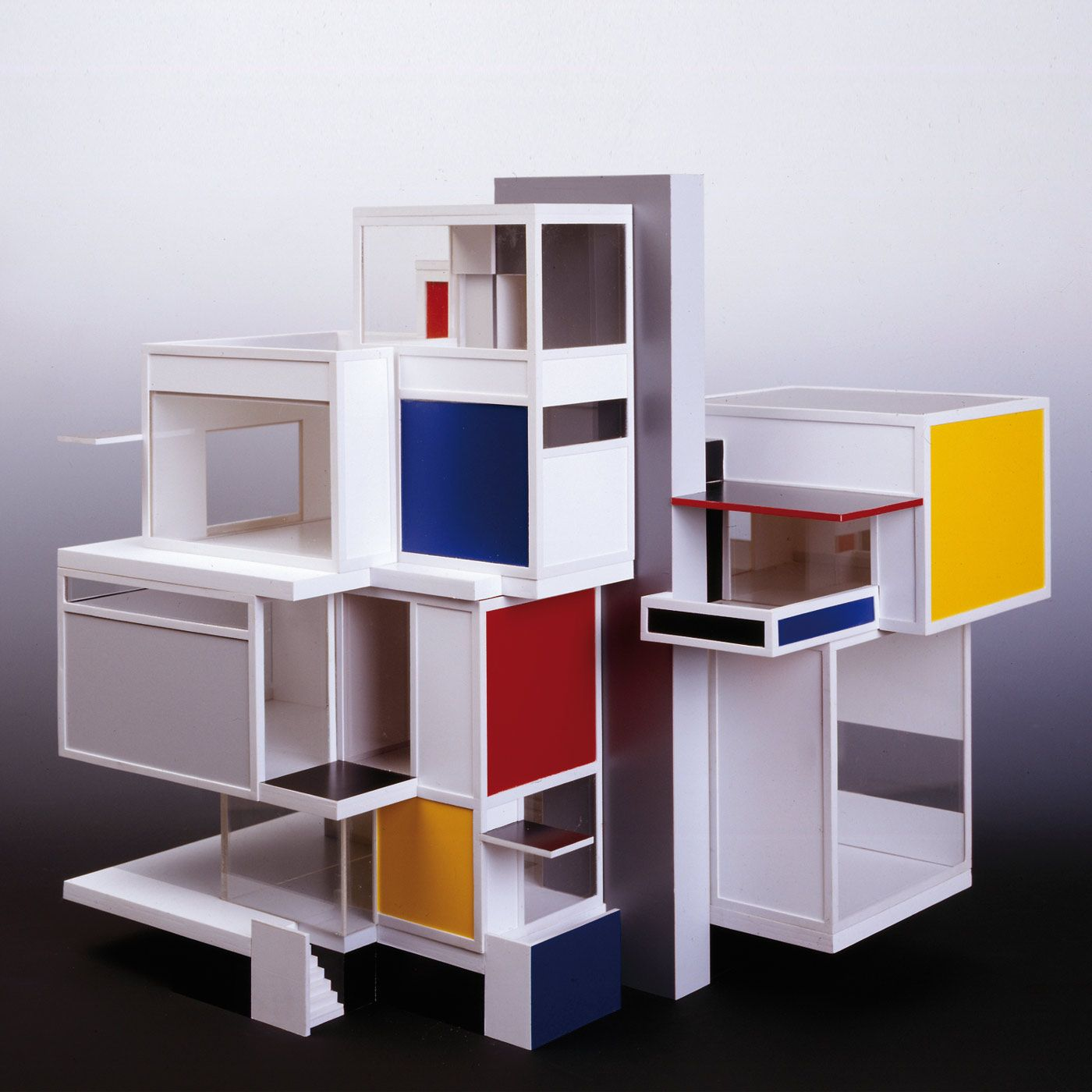 De stijl movement arch inspiration pinterest de for De stijl architettura